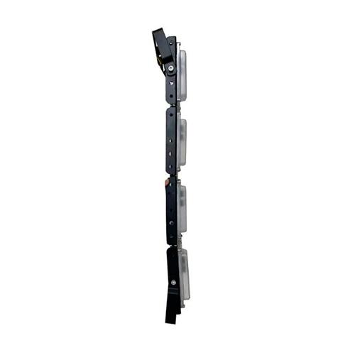 Refletor de Led para Campo | Quadra 800W IP68 Flood Light 8 Módulos Number One Modelo 2021