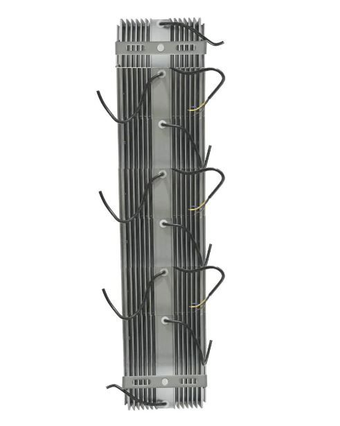 Refletor Holofote Industrial Modelo 2021 Flood Light 1000w IP68 Oito Módulos Number Two (Tecnologia Militar)