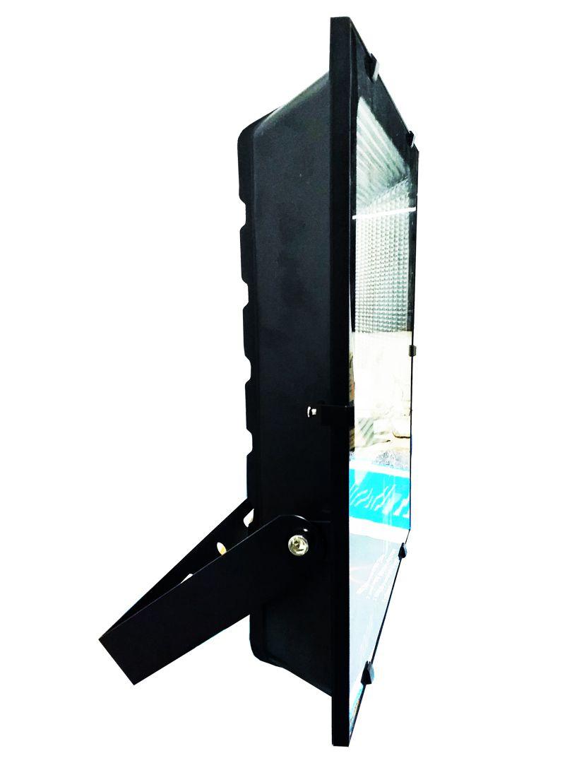 Refletor Holofote Micro Led 150w Smd Rgb Colorido com controle Bivolt