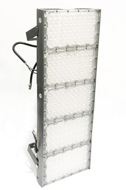 Refletor Industrial Modelo 2020 Flood Light 500w IP68 Cinco Módulos Number Two (Tecnologia Militar)