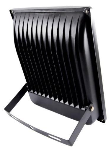 Refletor Led 200w Smd 6500k Branco Frio Bivolt IP66 Prova D'água