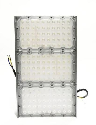 Refletor Led (GOLD) Modelo 2021 Flood Light 300w IP68 Três Módulos Number Two (Tecnologia Militar)