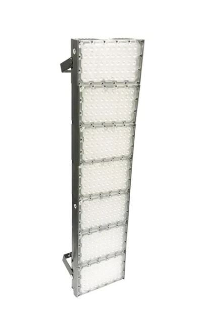 Refletor Led (GOLD) Modelo 2021 flood light 700w IP68 Sete Módulos Number Two (Tecnologia Militar)