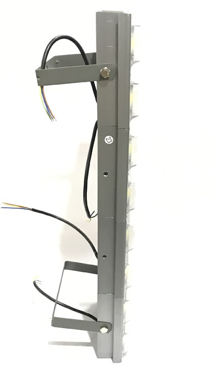 Refletor Led Modelo 2020 Flood light 1000w IP68 Cinco Módulos N3 (Tecnologia Militar)
