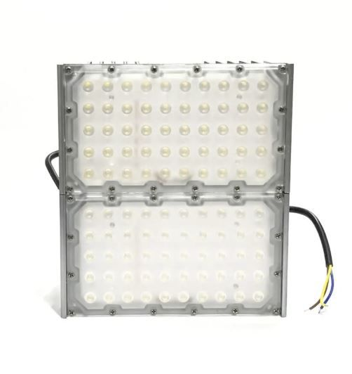 Refletor Led Modelo 2020 Flood Light 200w IP68 Dois Módulos Number Two (Tecnologia Militar)