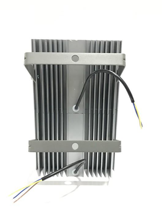 Refletor Led Modelo 2020 Flood light 400w IP68 Duplo Dois Módulos Direcionável N3 (Tecnologia Militar)