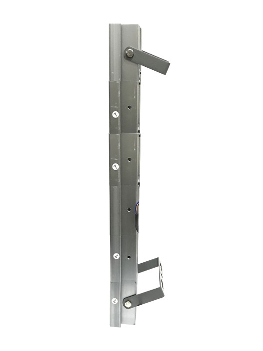 Refletor Led Modelo 2021 Flood Light 600w IP68 Seis Módulos Number Two (Tecnologia Militar)