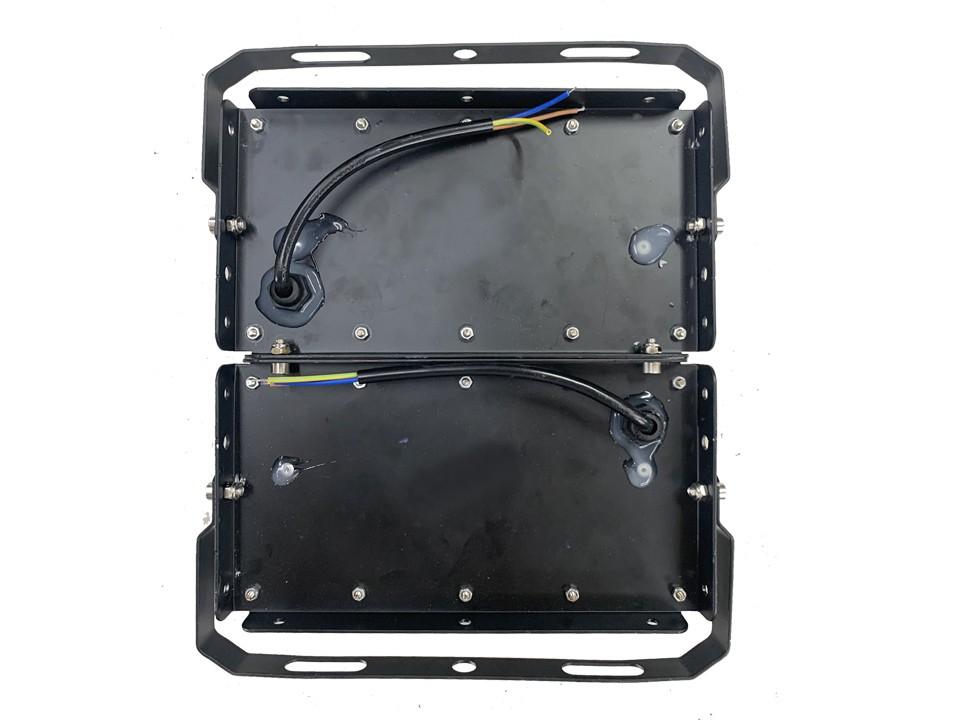 Refletor Led Modelo 2020 Flood light Number one 100w IP68 2 Modulos (Tecnologia Militar)