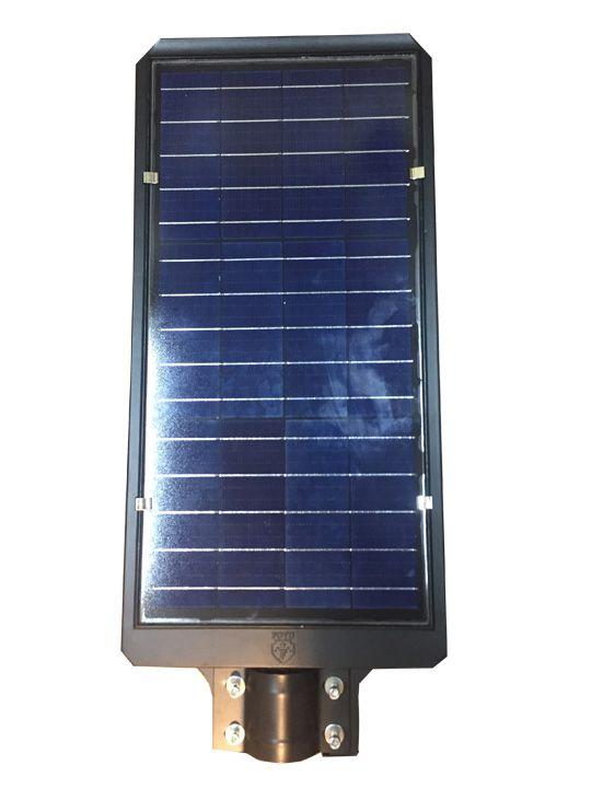 Luminária Pública Poste Solar Led 150w com Sensor Number One