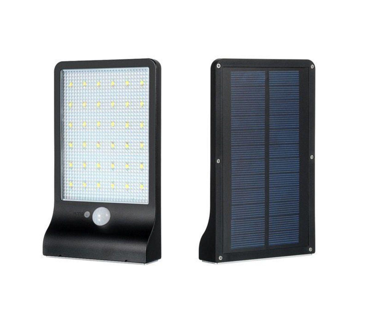 Luminária Pública Poste Solar Led 20w com Sensor Number Two