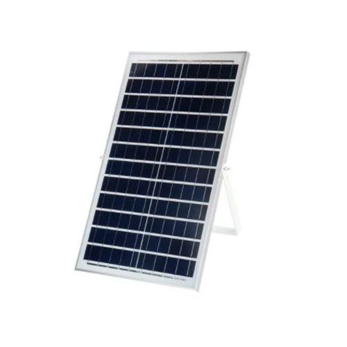 Refletor Solar Led de 300W Branco Frio IP66 | Com Controle Remoto