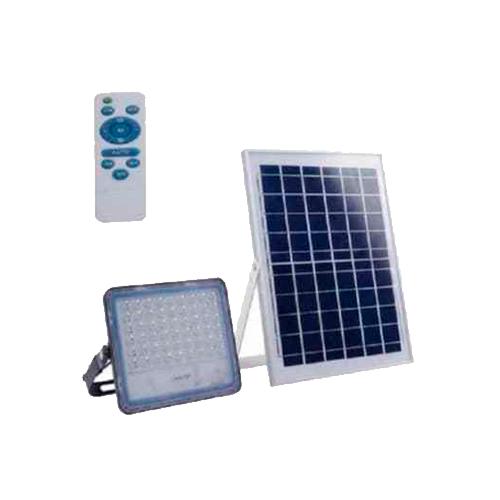 Refletor Solar Led de 400W Branco Frio IP66 com controle remoto