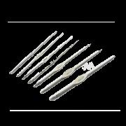 Agulha de Crochê Alumínio Círculo S/A