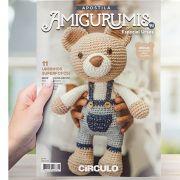 Apostila Amigurumi N. 14 Circulo Receitas Urso