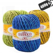 Barroco Multicolor Círculo S/A 400g