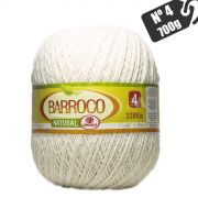 Barroco Natural Nº 4 700g