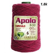 Barbante Colorido Apolo ECO 4/6 1.8Kg  Círculo S/A