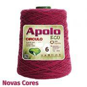 Barbante Colorido Apolo ECO 4/6 600g  Círculo S/A