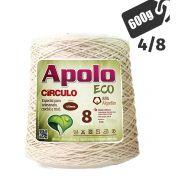 Barbante Cru Apolo 4/8 600g 470mts Círculo S/A