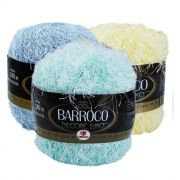 Barroco Decore Luxo Candy Colors 180mts 280g