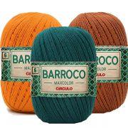 Barroco MaxColor Nº 6 400g Círculo S/A