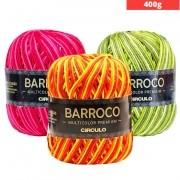 Barroco Multicolor PREMIUM 400g Círculo S/A