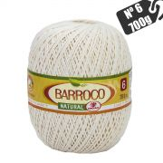 Barroco Natural Nº 6 700g