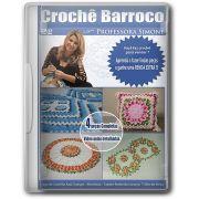 DVD Crochê Barroco Professora Simone