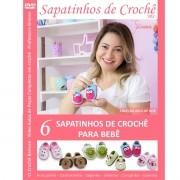 DVD Sapatinhos em crochê Professora Simone - Arca de noé
