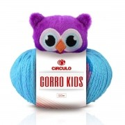 Fio Gorro Kids Círculo S/A 100g