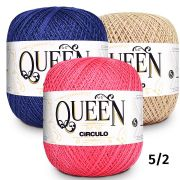 Linha Queen N. 5 424mts Círculo