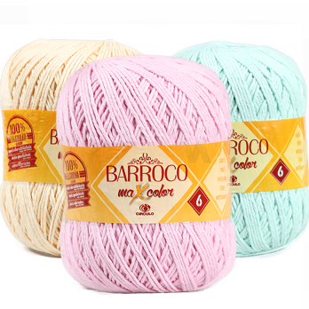 Barroco MaxColor Candy Colors Nº 6 400g