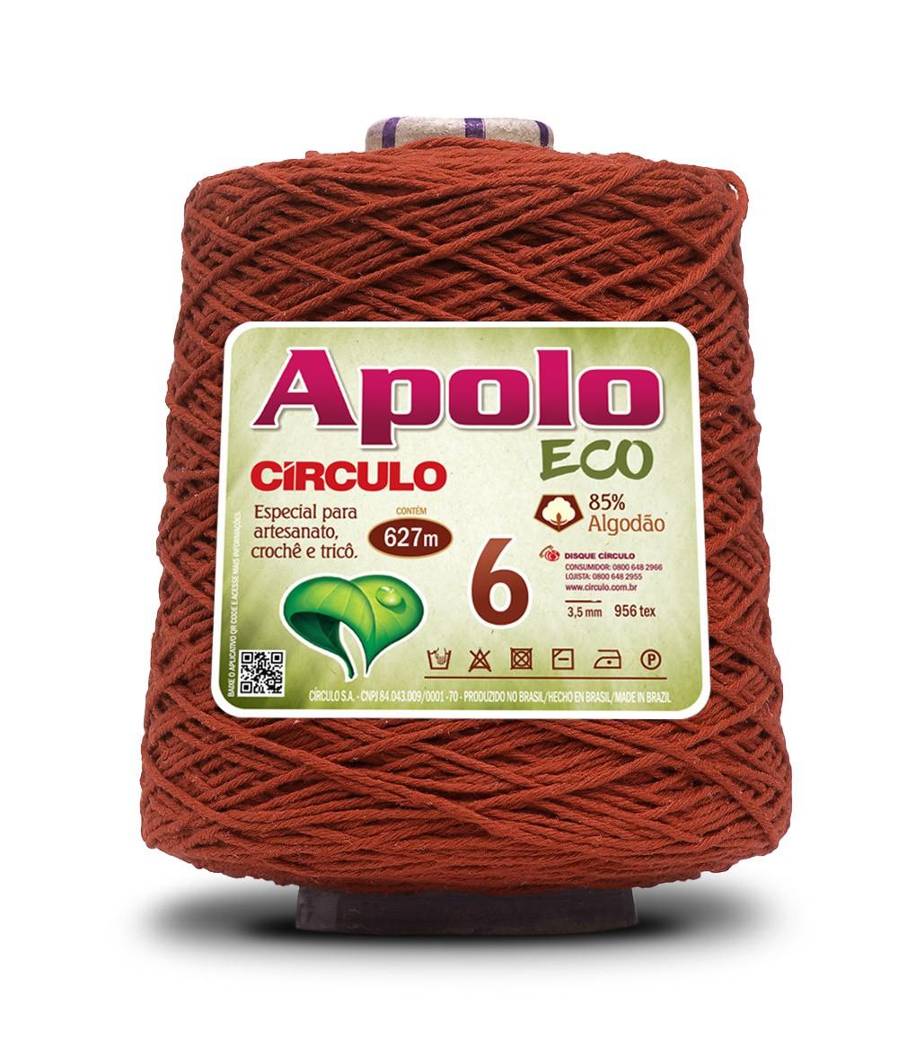 Barbante Apolo ECO 4/6 600g  Círculo S/A