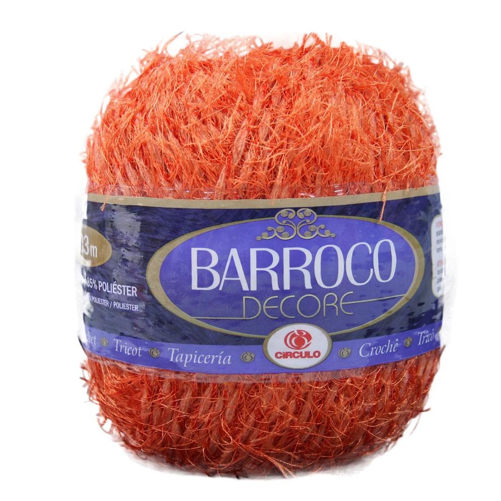 Barroco Decore Cor Lisa 103mts 160g Círculo S/A