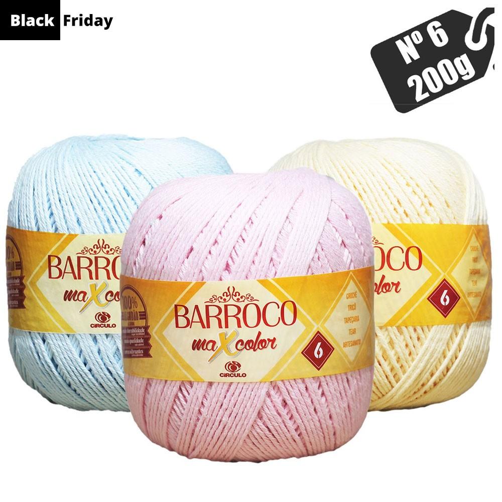 Barroco MaxColor Candy Colors Nº 6 200g