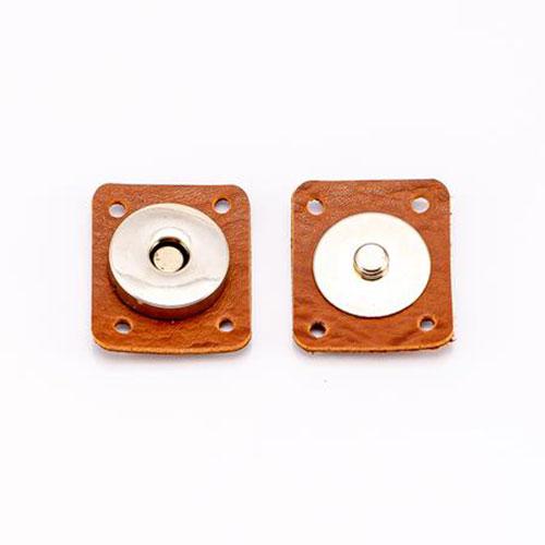 Botão Imantado ouro velho 3cm x 2,5cm