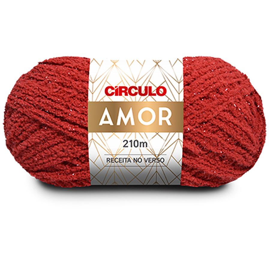 Fio Amor Círculo 100g