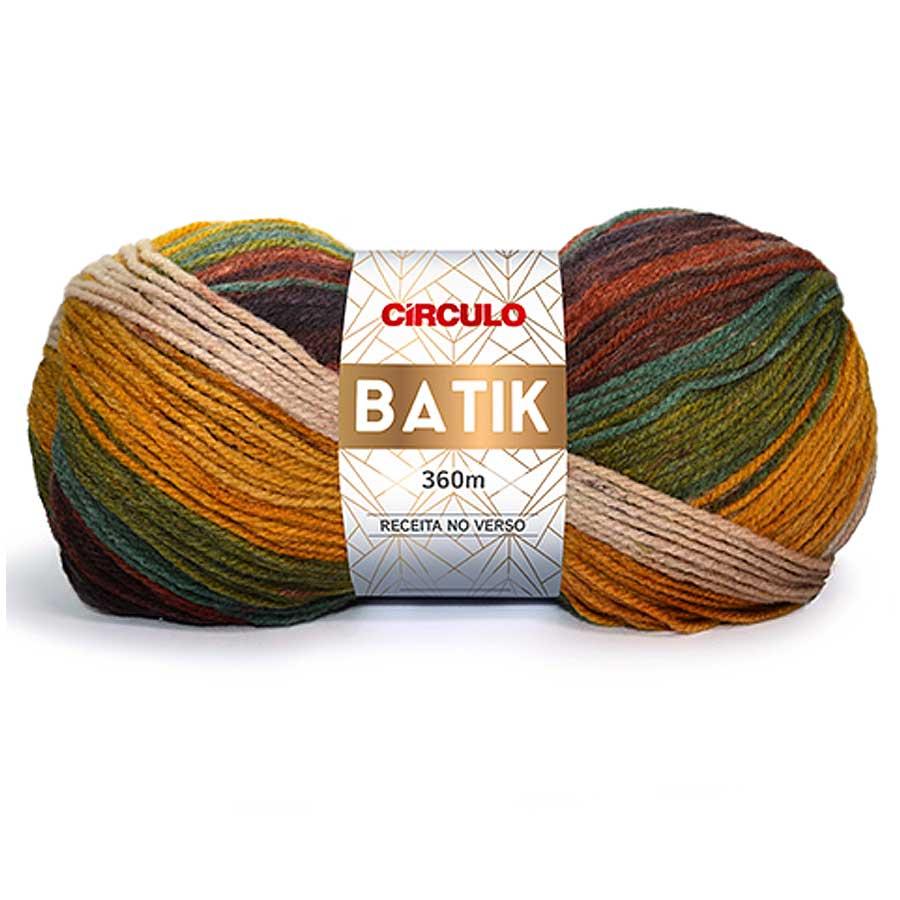 Fio Batik Círculo S/A 100G
