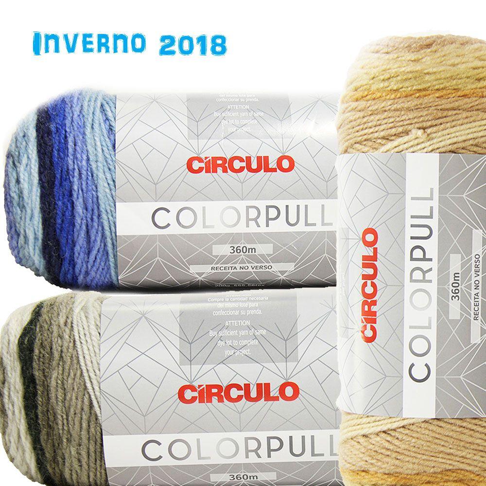 Fio ColorPull Circulo S/A 200g