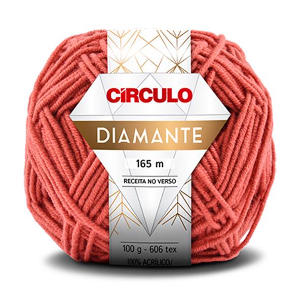 Fio Diamante Círculo 100g