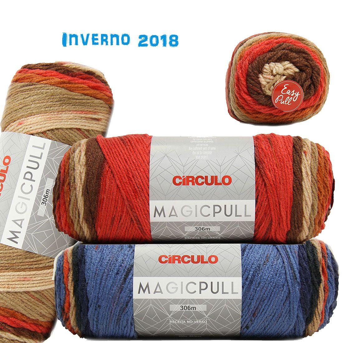 Fio MagicPull Circulo S/A 200g