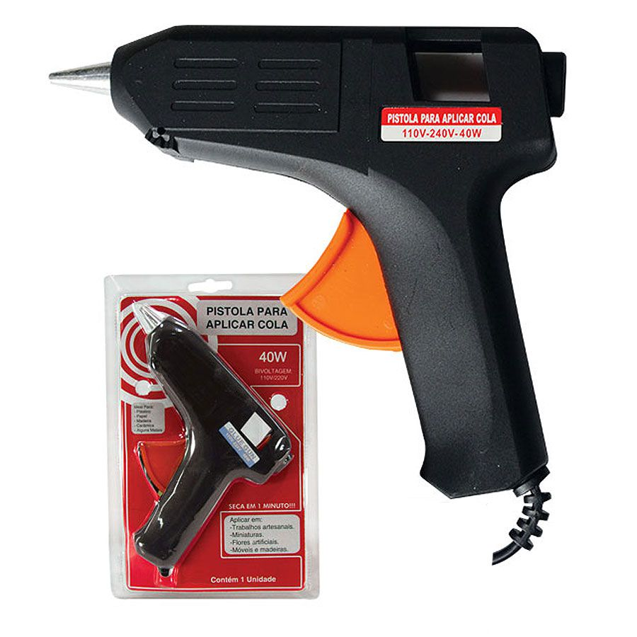 Pistola para Cola Quente HF 042 40W