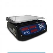Balança Digital Computadora Com Bateria Dp15 Plus 15kg Inox -  Elgin