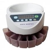 Contadora e Separador de Moedas Benetron XD 9001B Mono