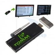 Fila Unica Mídia TOMM com Mini PC Android