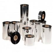 Ribbon Misto de Cera e Resina para Impressora de Etiquetas 110m x 74m (6 unidades)