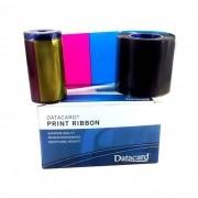 Ribbon para Impressora de Cartões PVC Datacard SP e SD Series YMCKT