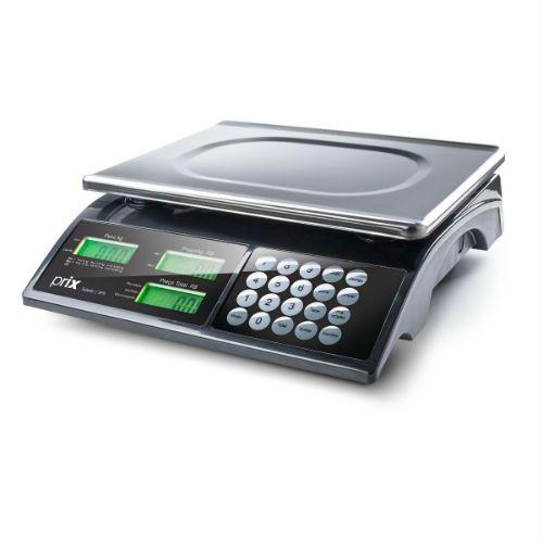 Balança Computadora - Bateria - Us 15kg/5g - Prix 3 Fit - Toledo