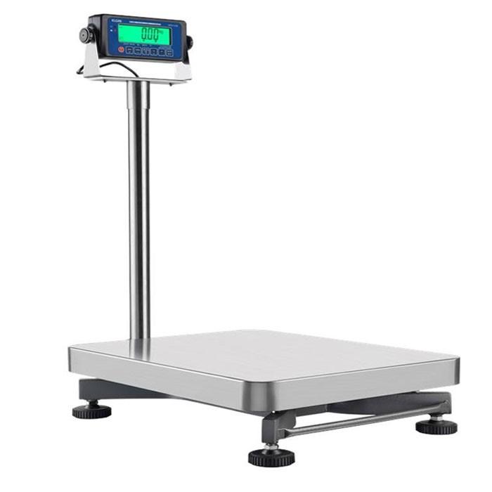 Balança Plataforma C/ Bateria BPW 10.000  Serial 300kg - Elgin