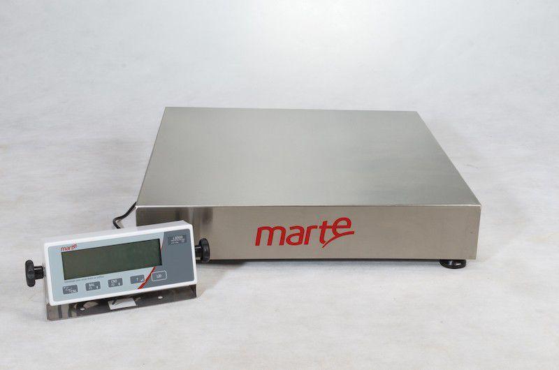 Balança Eletrônica LS500  50X50 - 501kg X 100g - Marte